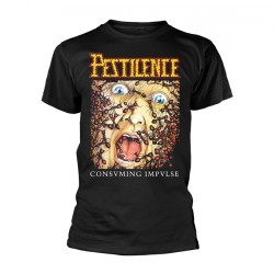 Pestilence - Consuming Impulse - T-shirt (Men)