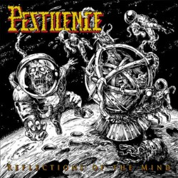 Pestilence - Reflections Of The Mind - CD