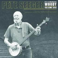 Pete Seeger - Pete Remenbers Woody Volume 1 - DOUBLE LP Gatefold