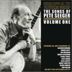 Pete Seeger - Where Have All The Flowers Gone ?  Volume I - DOUBLE LP Gatefold