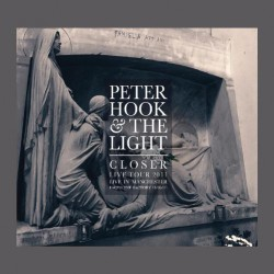 Peter Hook & The Light - Closer Live Tour 2011 - Live In Manchester - 2CD DIGIPAK