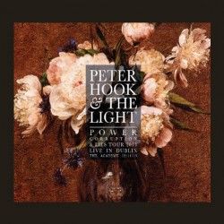 Peter Hook & The Light - Power, Corruption & Lies Tour 2013 - Live In Dublin - CD DIGIPAK