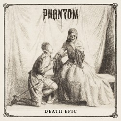 Phantom - Death Epic - CD