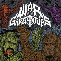 Philip H. Anselmo / Warbeast - War of the Gargantuas - CD EP