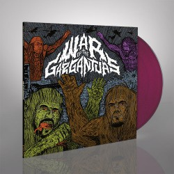 "Philip H. Anselmo / Warbeast - War of the Gargantuas - 10"" coloured vinyl"