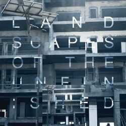 Piano Interrupted - Landscapes Of The Unfinished - CD DIGIPAK