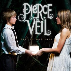 Pierce The Veil - Selfish Machines - CD DIGIPAK