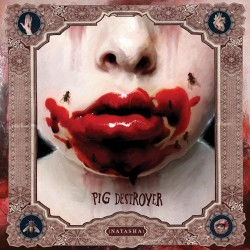 Pig Destroyer - Natasha - CD DIGIPAK