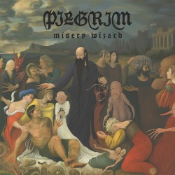 Pilgrim - Misery Wizard - DOUBLE LP GATEFOLD COLOURED