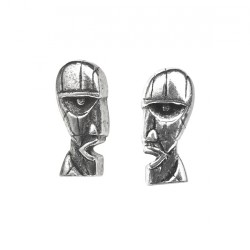Pink Floyd - Division Bell - STUD EARRINGS