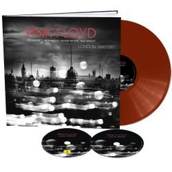 Pink Floyd - London 1966 - 1967 - CD + DVD + coloured LP book