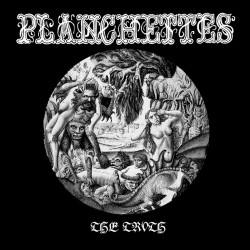 Planchettes - The Truth - CD