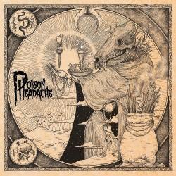 Poison Headache - Poison Headache - LP Gatefold