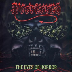 Possessed - The Eyes Of Horror - Mini LP coloured