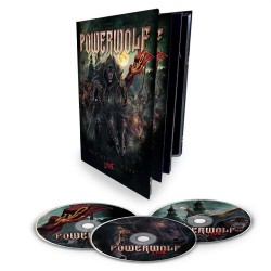 Powerwolf - The Metal Mass - CD + 2 DVD DIGIBOOK