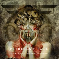 Pride And Fall - Red For The Dead - Black For The Mourning - CD