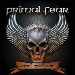 Primal Fear - Metal Commando - CD