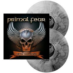 Primal Fear - Metal Commando - DOUBLE LP GATEFOLD COLOURED