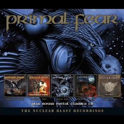 Primal Fear - The Nuclear Blast Recordings - 6CD BOX