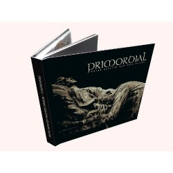 Primordial - Where Greater Men Have Fallen - CD + DVD digibook