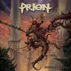 Prion - Uncertain Process - CD + DVD