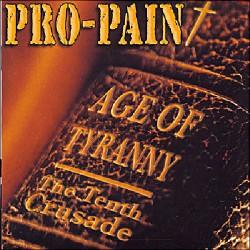 Pro-Pain - Age Of Tyranny - CD