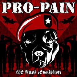 Pro-Pain - The Final Revolution LTD Edition - CD DIGIPAK