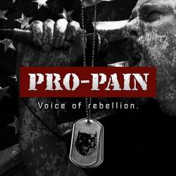 Pro-Pain - Voice Of Rebellion - LP + CD