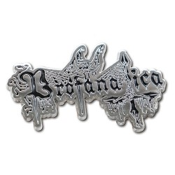 Profanatica - Logo - METAL PIN