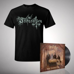 Profanatica - Rotting Incarnation of God - LP gatefold + T-shirt bundle (Men)