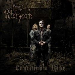 Project Pitchfork - Continuum Ride - CD DIGIPAK