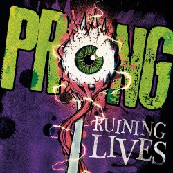 Prong - Ruining Lives - DOUBLE LP GATEFOLD COLOURED + CD