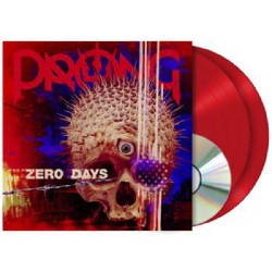 Prong - Zero Days - DOUBLE LP GATEFOLD COLOURED + CD
