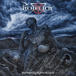 Protector - Reanimated Homunculus - CD
