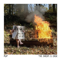 Pup - The Dream Is Over - CD DIGIPAK