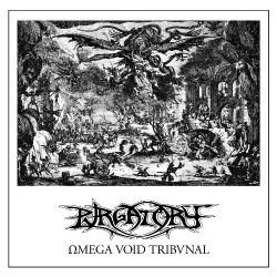 Purgatory - Omega Void Tribvnal - CD DIGIPAK
