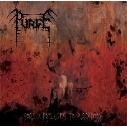 Purge - Sordid Preludes To Purgatory - CD + T-shirt bundle (Men)