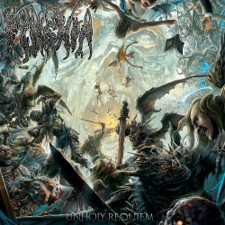Pyrexia - Unholy Requiem - CD