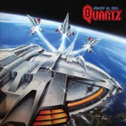 Quartz - Against All Odds - CD DIGIPAK