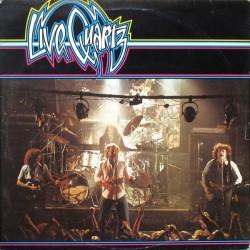 Quartz - Live Quartz - LP COLOURED