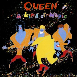 Queen - A Kind Of Magic - CD