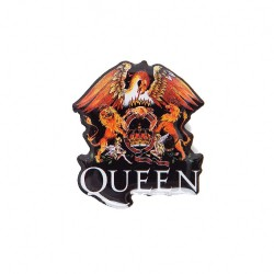 Queen - Crest - METAL PIN