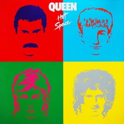 Queen - Hot Space - CD