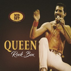Queen - Rock Box - 3CD DIGISLEEVE