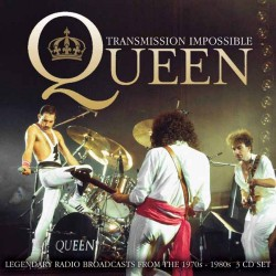 Queen - Transmission Impossible - 3CD DIGIPAK