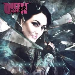 """Queenmaker - Under The Kiss - 7"""" vinyl coloured"""