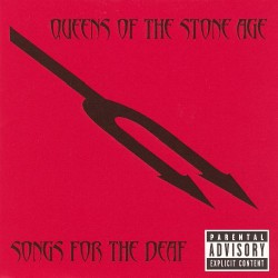Queens Of The Stone Age - Songs For The Deaf - CD