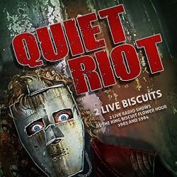 Quiet Riot - 2 Live Biscuits - CD