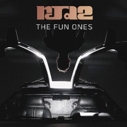 RJD2 - The Fun Ones - CD DIGIPAK