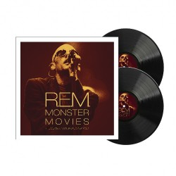 R.E.M. - Monster Movies Vol.1 - DOUBLE LP Gatefold